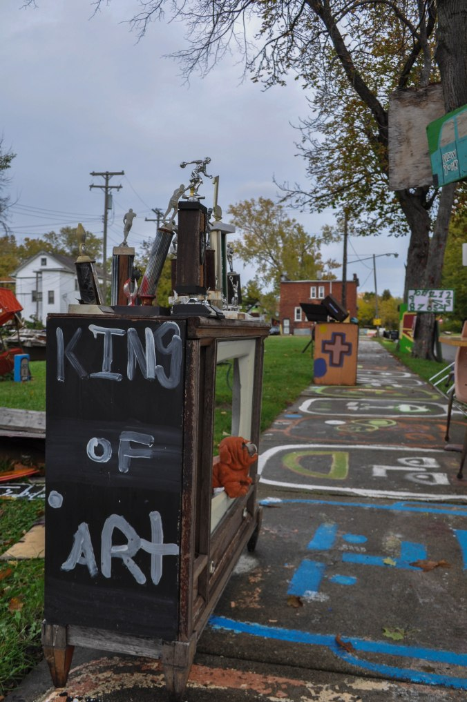 More of the Heidelberg Project.
